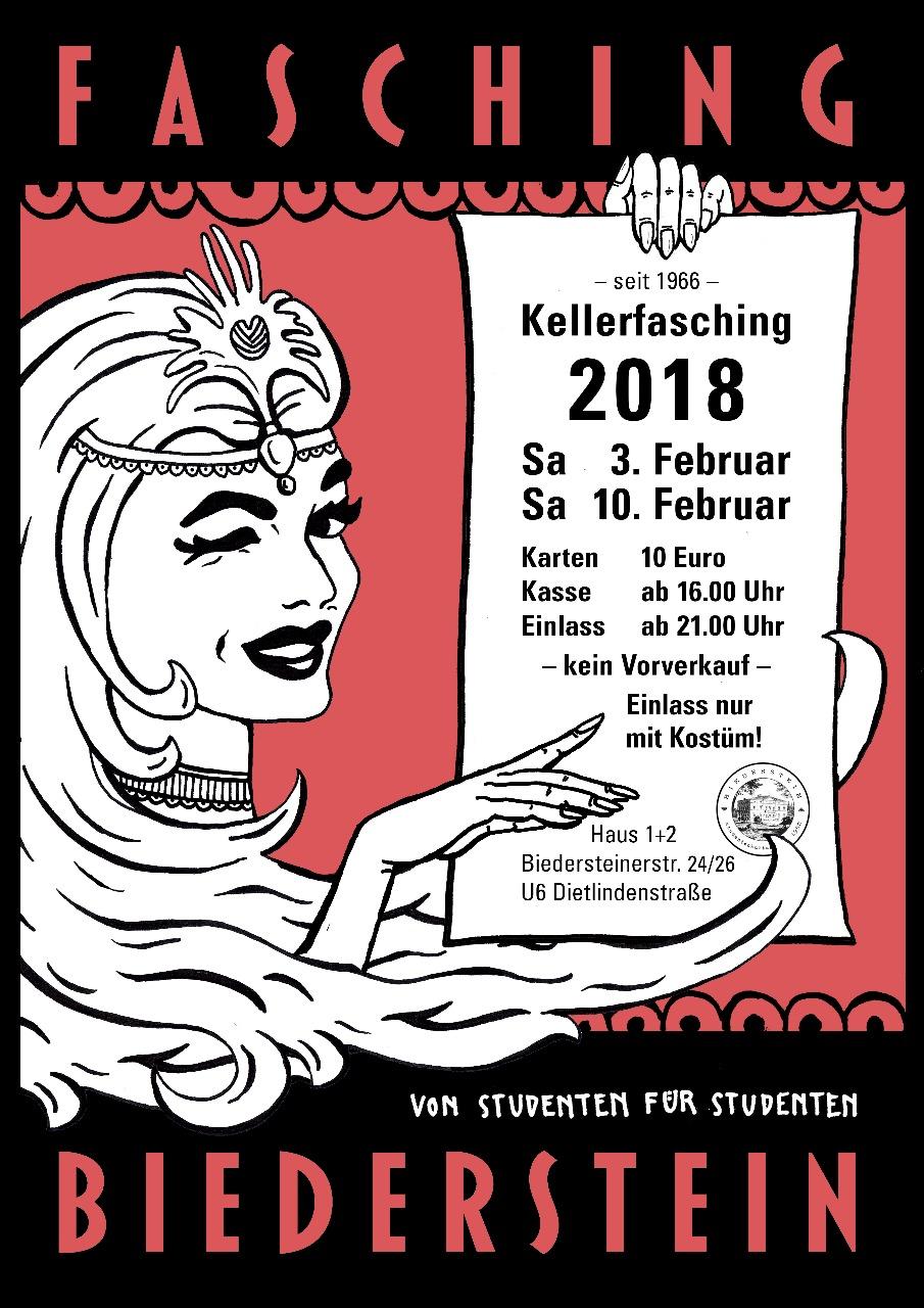 Kellerfasching 2018